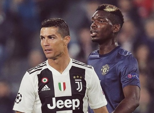 Juventus vs Man United