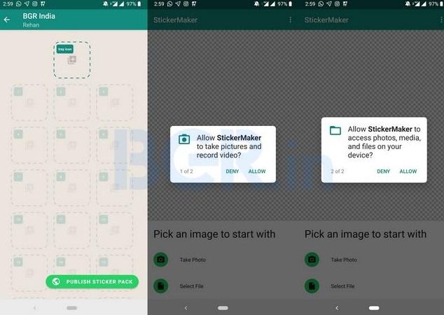Ini Cara Bikin Stiker Whatsapp Bisa Pakai Foto Sendiri