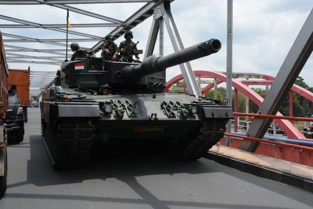 Tank TNI AD