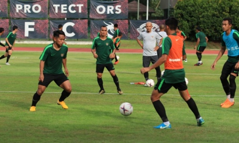 Timnas Indonesia (Foto: Twitter PSSI)