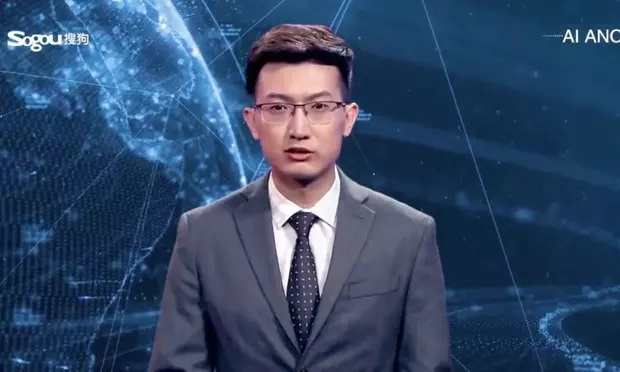 News Anchor AI