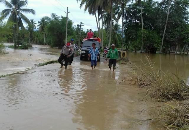 Banjir Madina