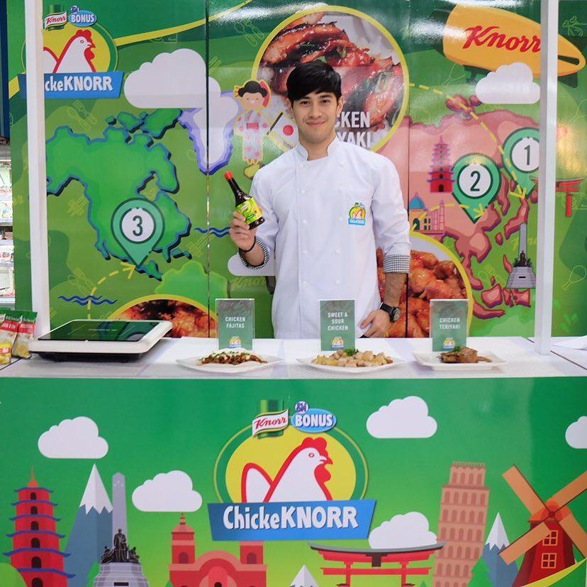 chef Jose Sarasola