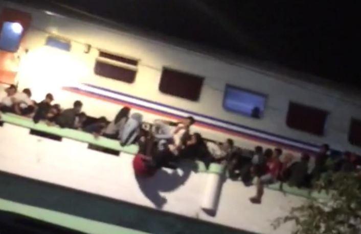 Kereta Surabaya
