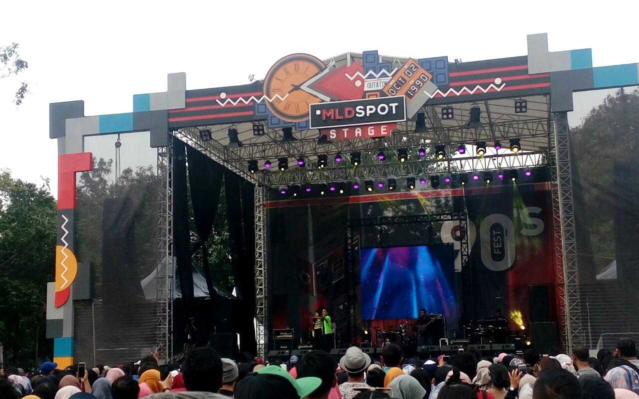 The 90 Festival