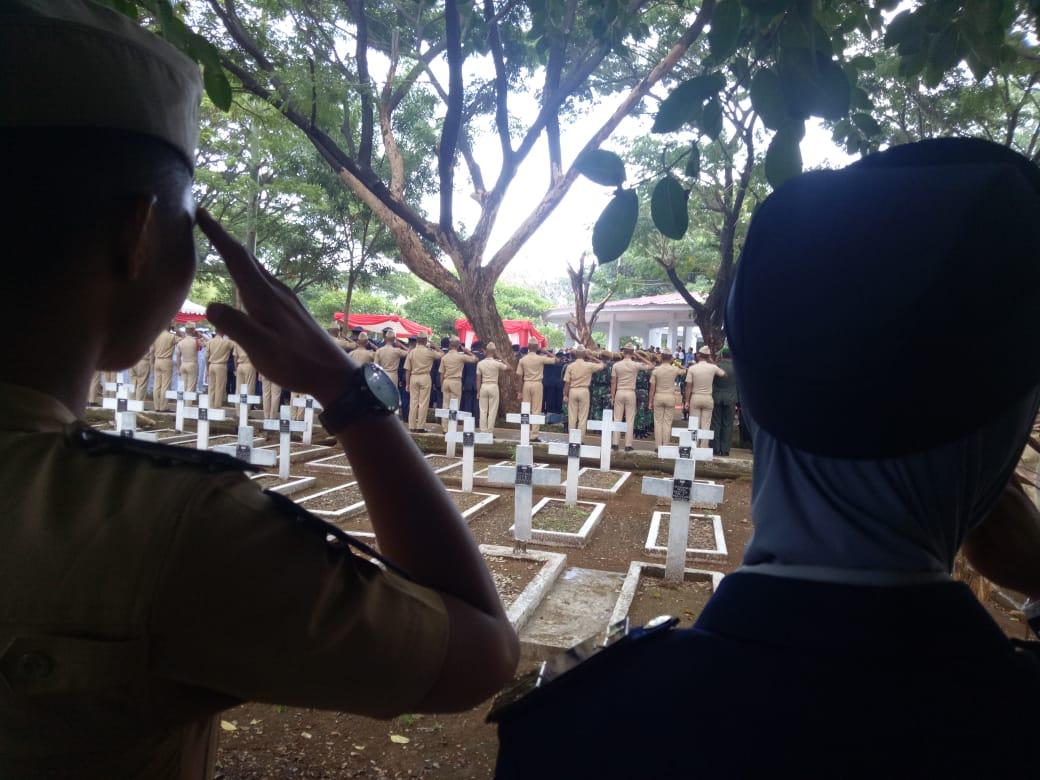 Pemindahan makam Agung ke TMP