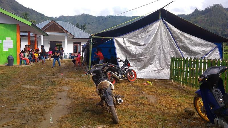 Pengungsi Gempa