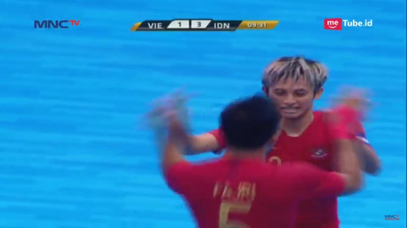 Timnas Futsal Indonesia vs Vietnam
