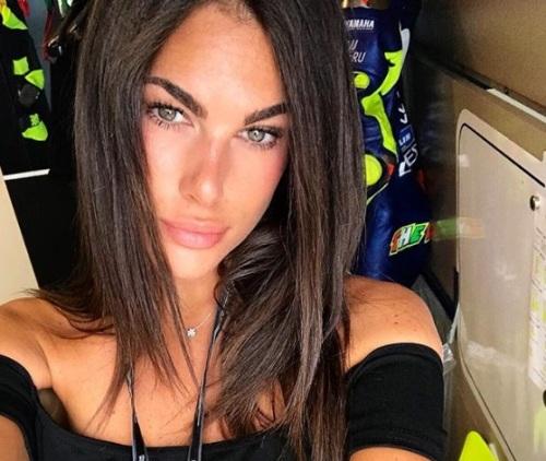 Francesca Novello pacar Valentino Rossi