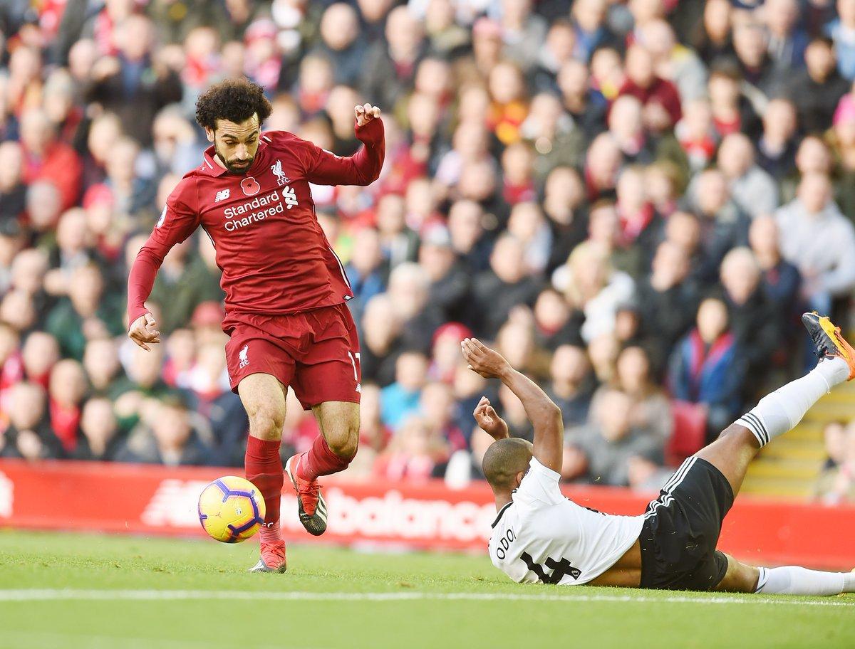 Liverpool. Foto: Twitter Liverpool