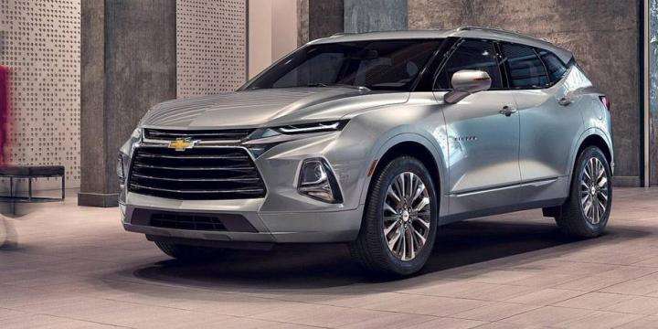 Generasi Terbaru Chevrolet Captiva Mirip Suv Wuling Yang