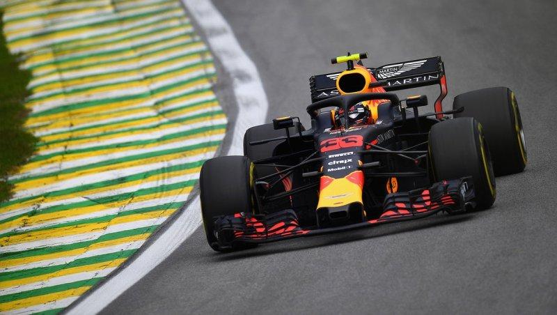 Pembalap Red Bull Racing Max Verstappen