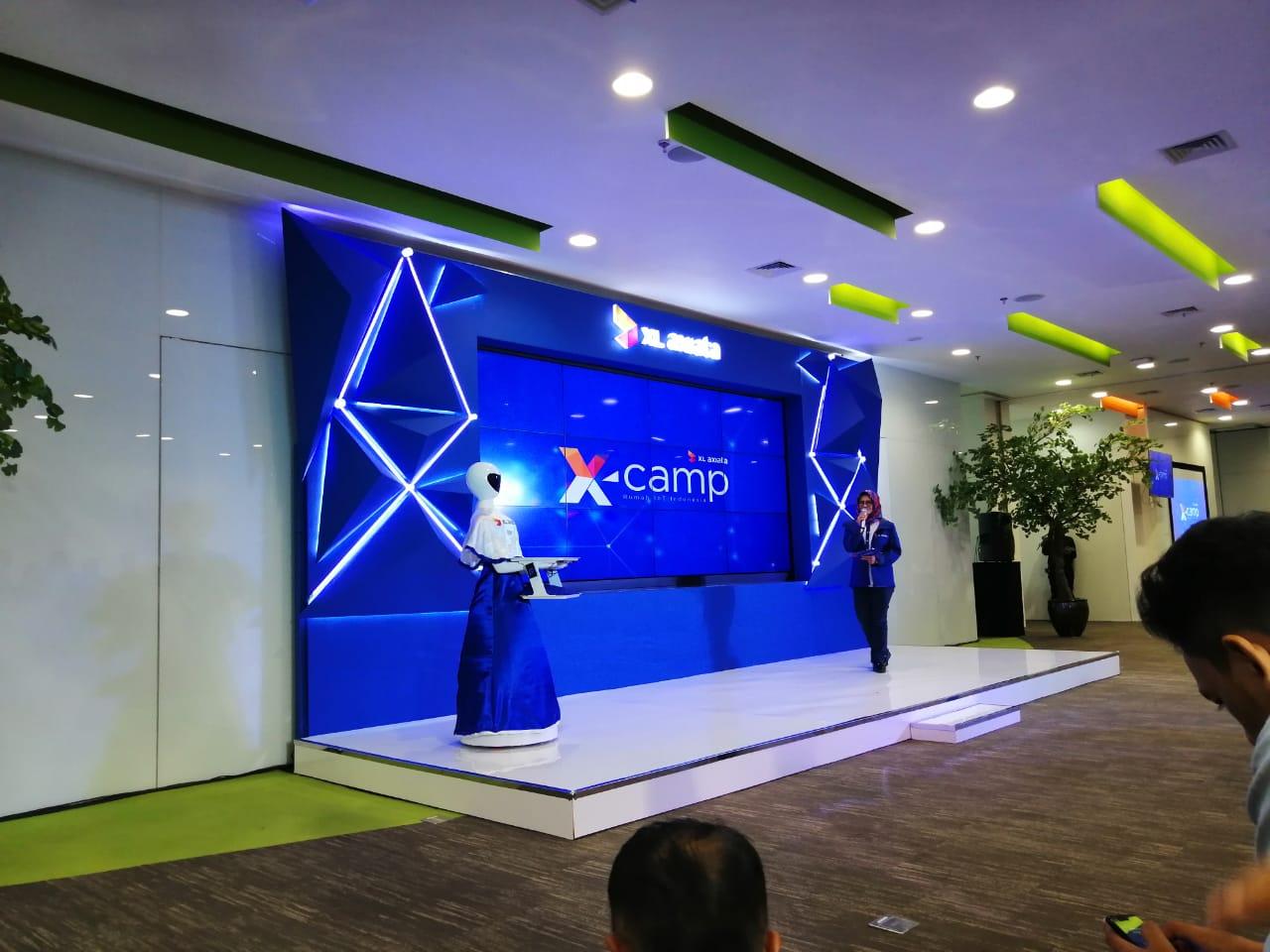 Laboratorium IoT milik XL