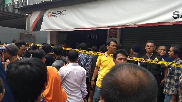Korban pembunuhan di Bekasi