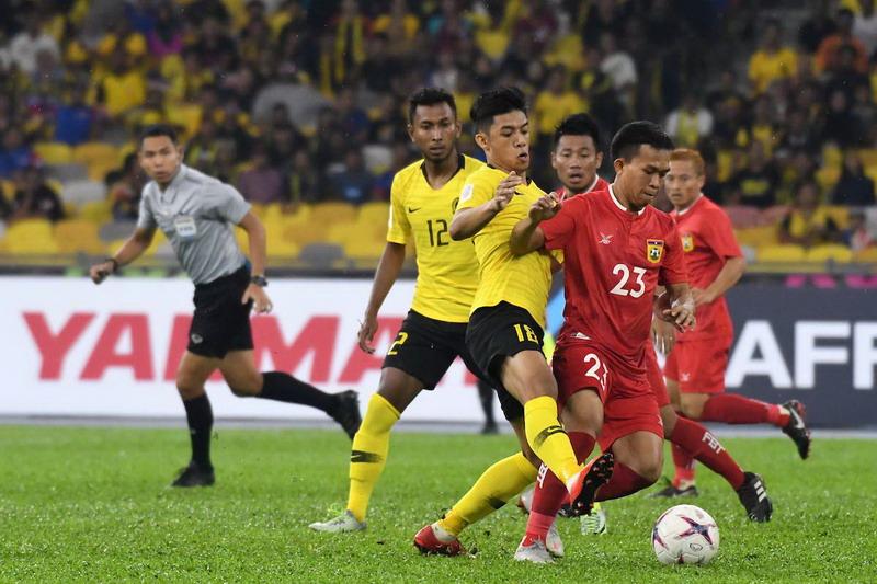 Timnas Malaysia vs Laos
