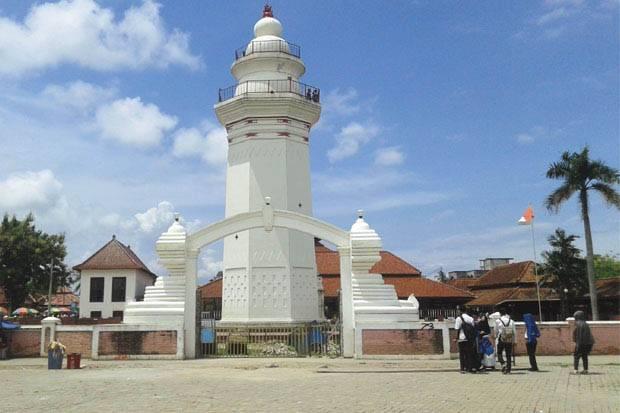 Revitalisasi Situs Kesultanan Banten Tahap Awal