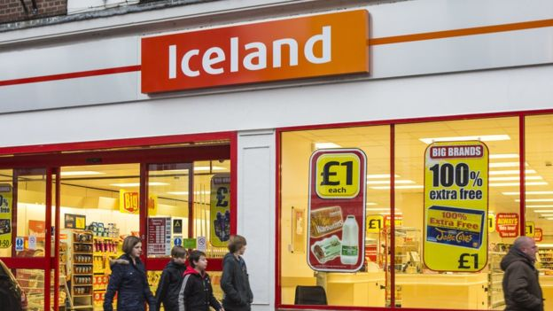 Supermarket Iceland di Inggris. (Foto: Getty Images)