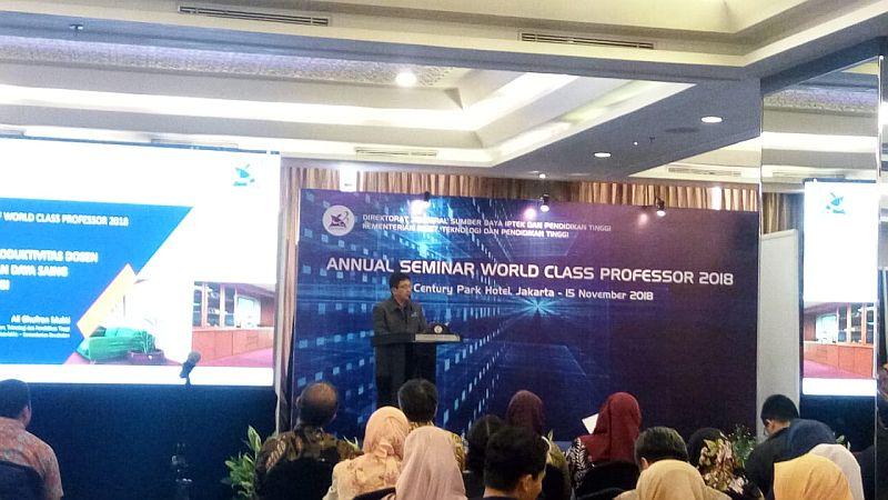 Dosen hingga Profesor Dunia Kumpul Bareng di Indonesia, Ini yang ...