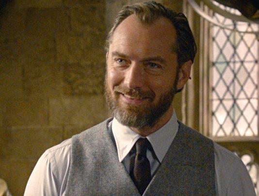 Albus Dumbledore muda