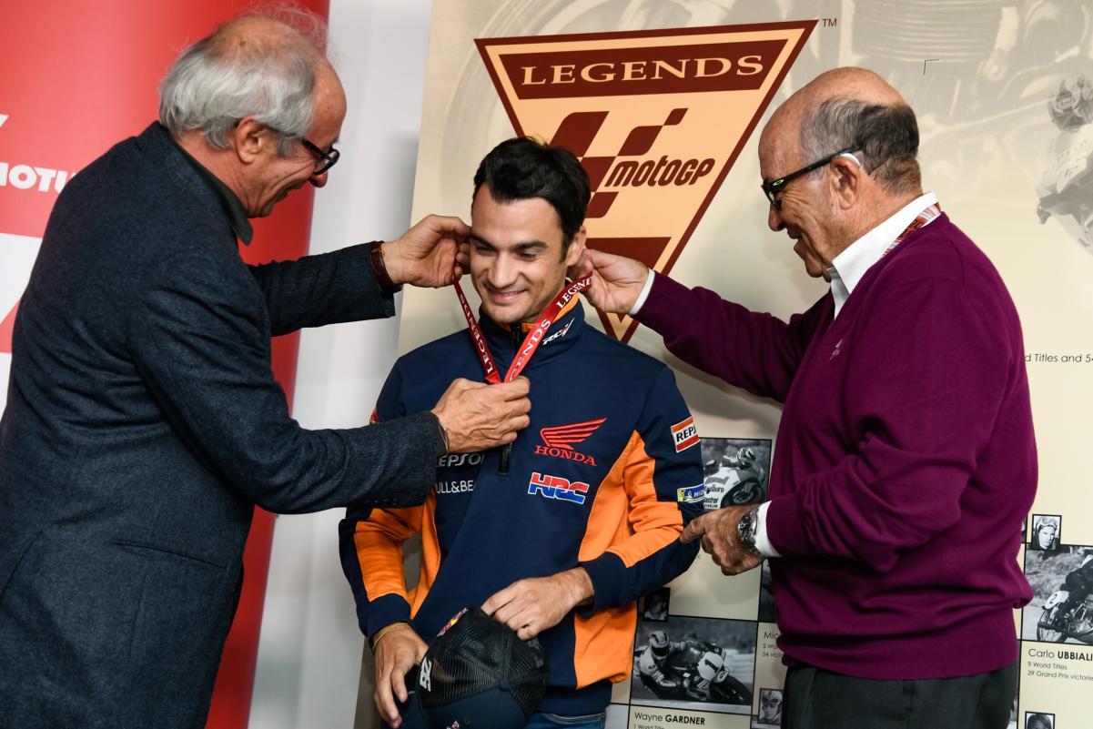 Dani Pedrosa (Foto: laman resmi MotoGP)