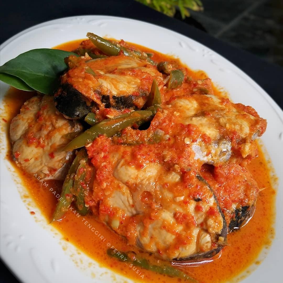 Rekomendasi Asam Padeh Ikan Tenggiri Dan Tumis Bunga Pepaya Ikan Peda Untuk Makan Malam Okezone Lifestyle