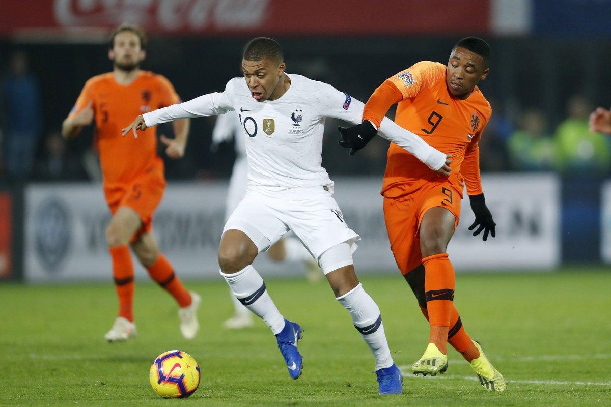 Belanda vs Prancis (Foto: UEFA)