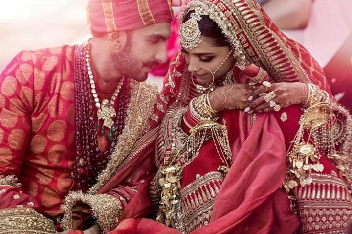 Pernikahan Deepika Padukone dan Ranveer Singh