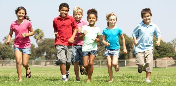 Bagus untuk Tumbuh Kembangnya, Ini Manfaat Olahraga Lari untuk si Kecil :  Okezone Lifestyle