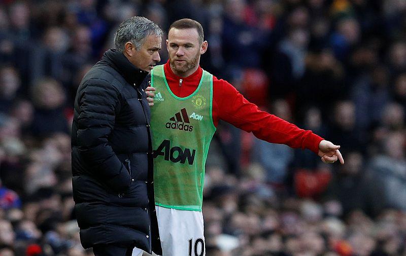 Mourinho dan Rooney