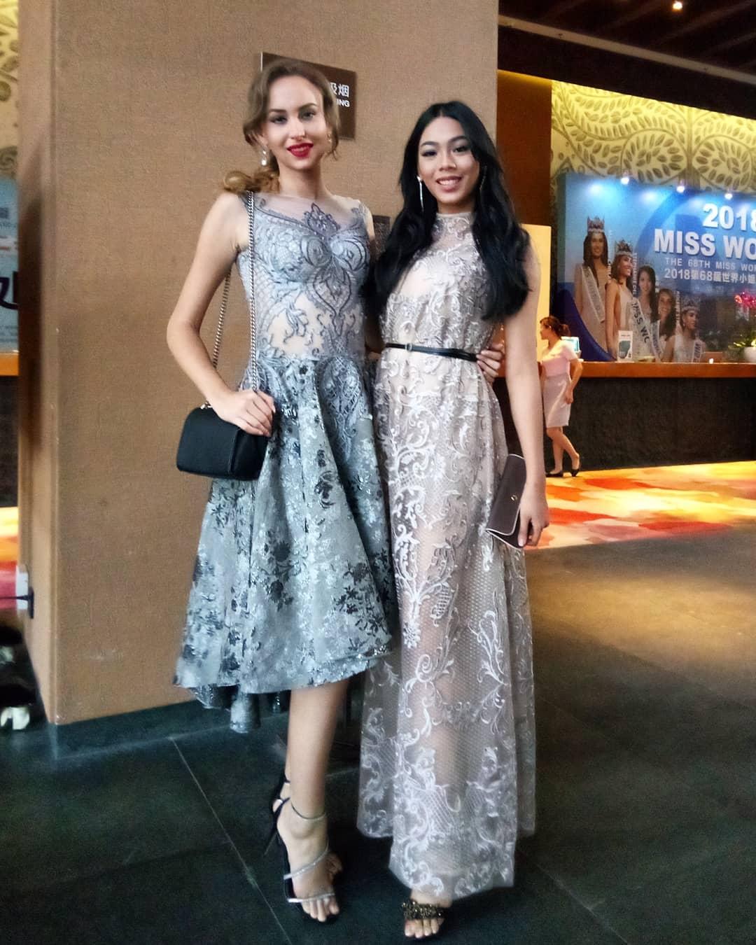 Cocktail Party, Alya Nurshabrina Pinjamkan Dress Ke Miss