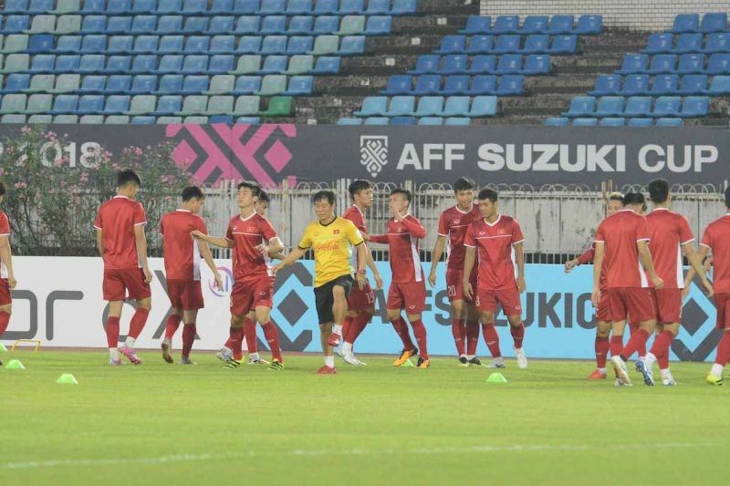 Vietnam (Foto: Laman resmi Piala AFF 2018)