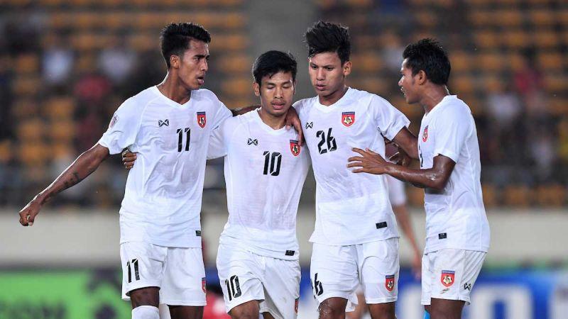 Myanmar (Foto: Laman resmi Piala AFF 2018)