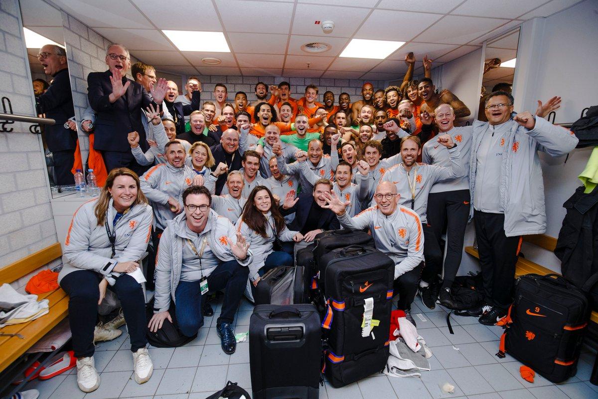 Belanda (Foto: Twitter UEFA Nations League)