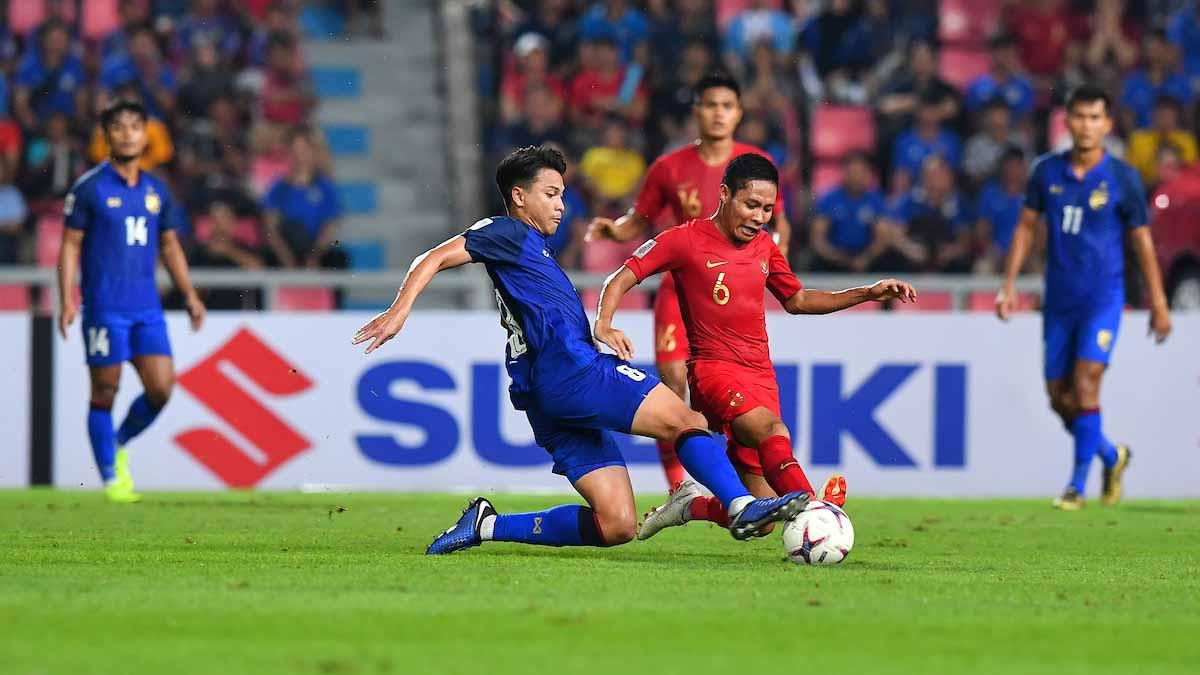 Timnas Thailand vs Indonesia