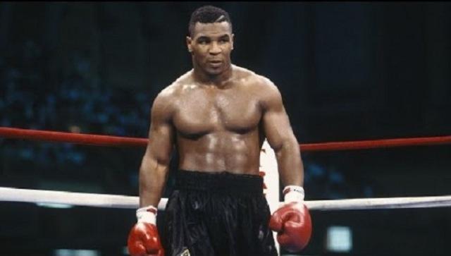 Mike Tyson. (Foto: Youtube)