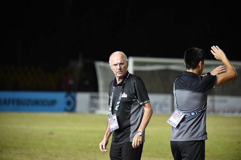 Pelatih Timnas Filipina Sven-Goran Eriksson