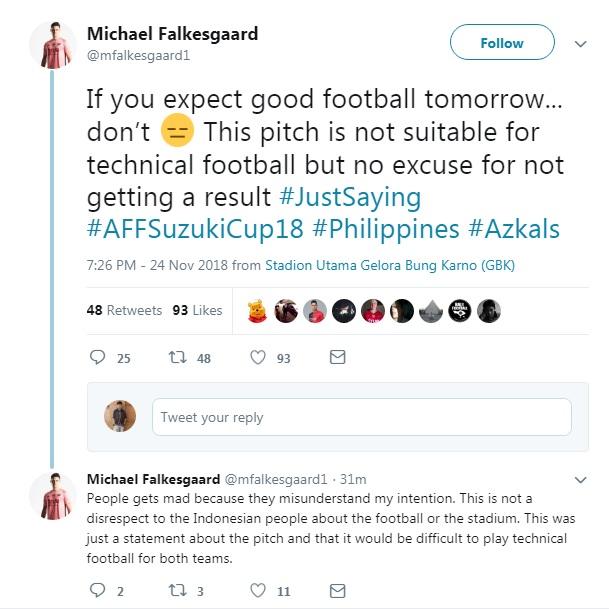 Cuitan Michael Falkesgaard
