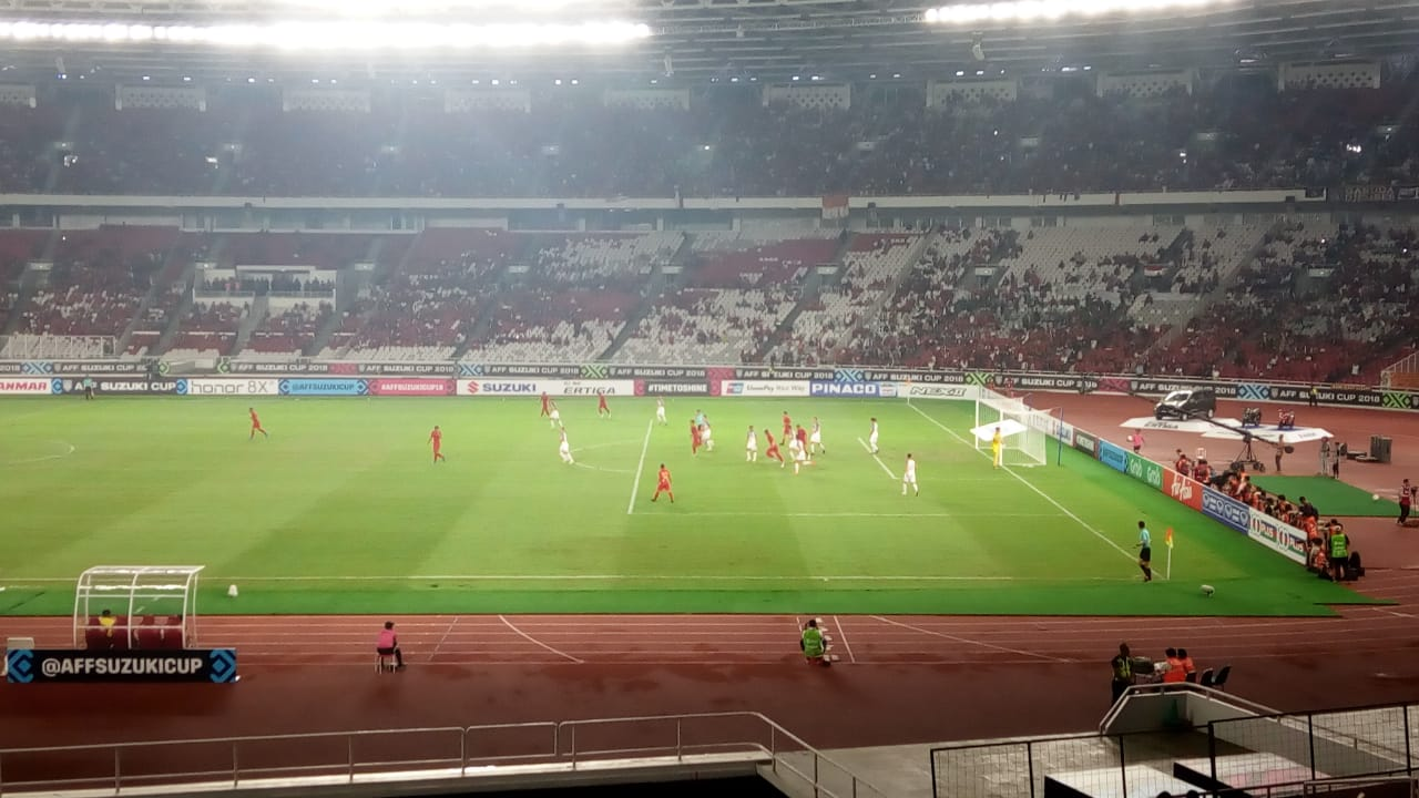 Timnas Indonesia vs Filipina
