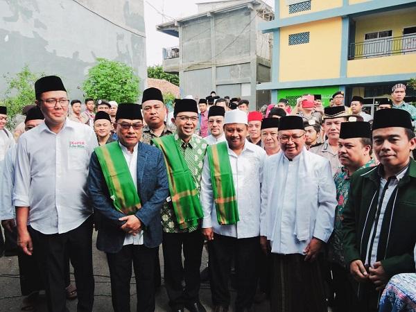 Ulama kecam pernyataan Prabowo soal Palestina (Ist)