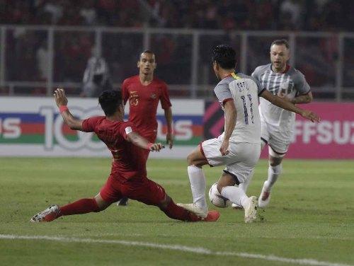 Timnas Indonesia vs Filipina