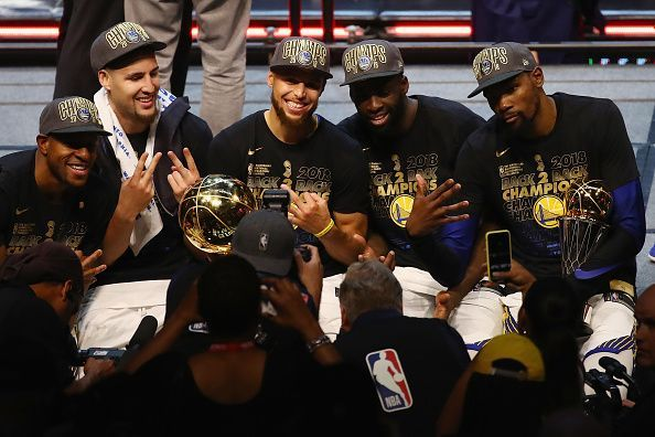 Golden State Warriors (Foto: Sportskeeda)