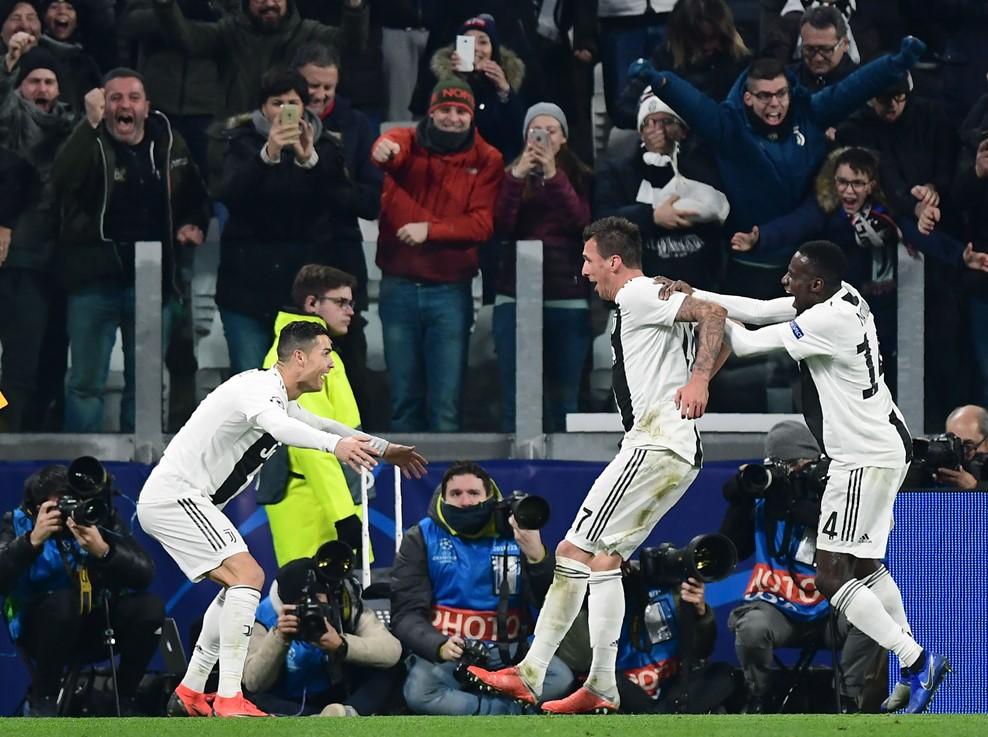 Skuad Juventus