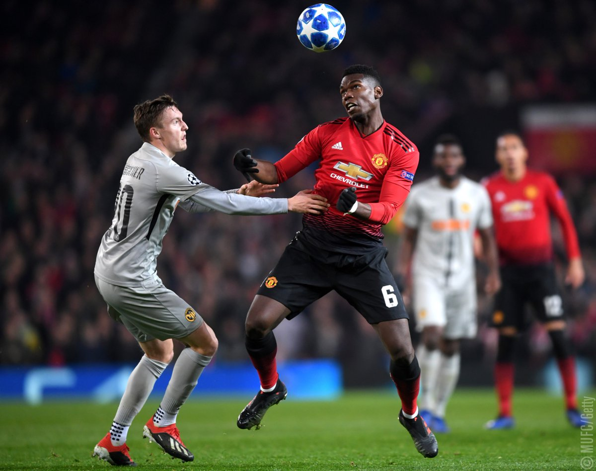 Hasil Pertandingan Man United Vs Young Boys Di Liga