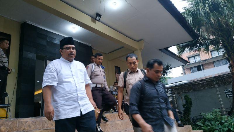 Saksi Suap Bupati Malang (Avirista/Okezone)