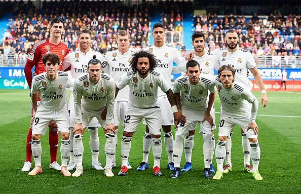 Real Madrid (Foto: Sportskeeda)