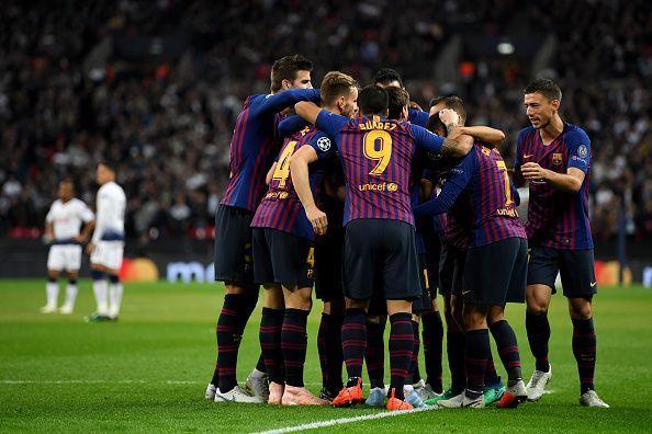Barcelona (Foto: Sportskeeda)