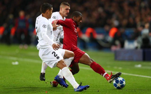 PSG vs Liverpool (Foto: UEFA)