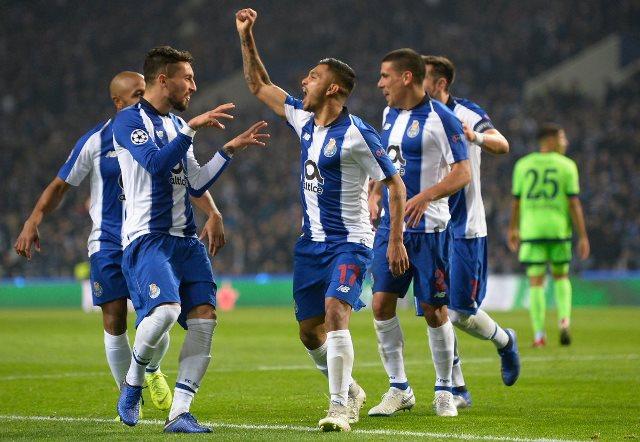 Porto vs Schalke