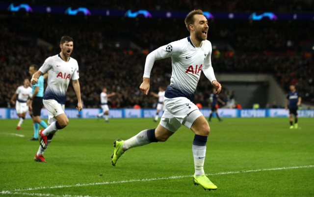 Tottenham Hotspur vs Inter Milan