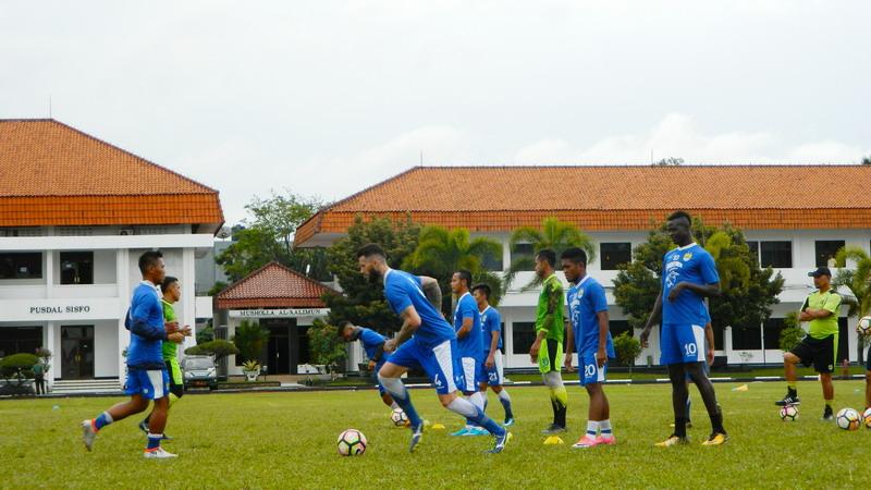 Persib Bandung (Foto: Okezone/Oris Riswan)